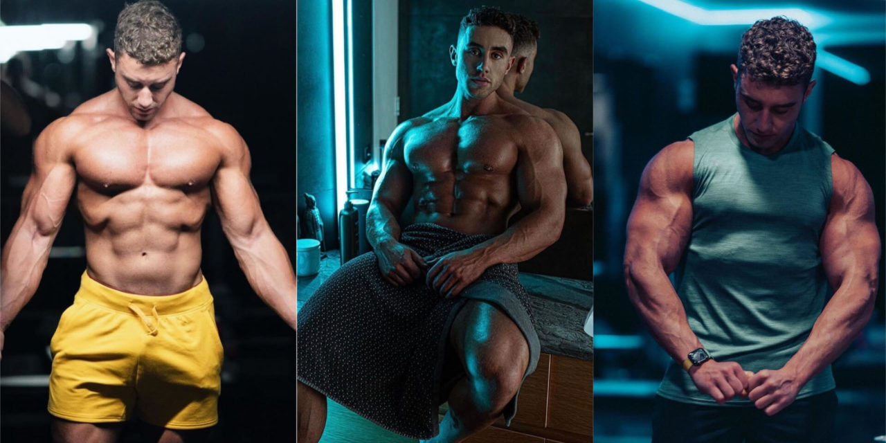 Bulking and other Fitness keys from Zac Perna
